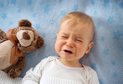 réveil fin de nuit bébé 18 mois
