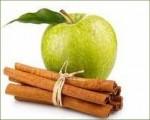 Gâteau pommes – cannelle