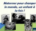 Materner pour changer le monde, un enfant à la fois !