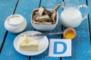 Tous les produits laitiers renferment de la vitamine D
