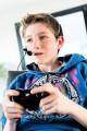 Mon ado est obsédé par les jeux vidéo!