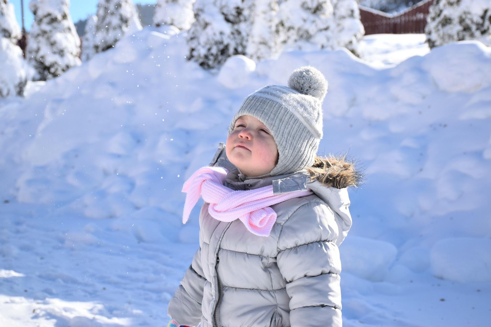 enfant-hiver