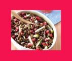 Salade de petites perles aux couleurs des Fêtes