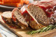 Pain de viande aux légumes et au quinoa