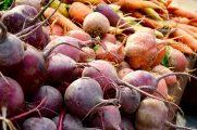 Frites de légumes racines