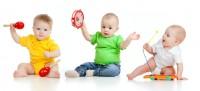 La sécurité des jouets pour bébés