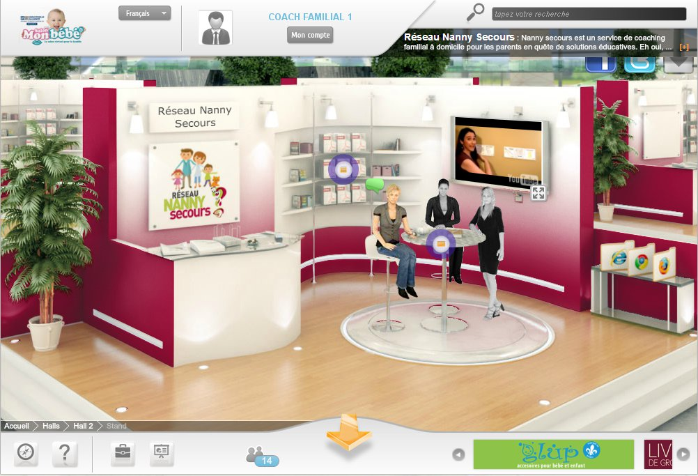 kiosque virtuel 2014
