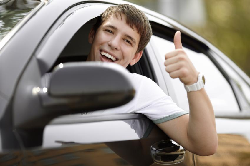 Cojeme en el coche rico papi