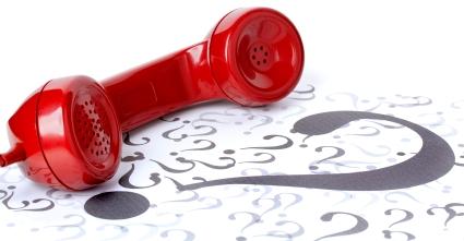 téléphone, conversation, déranger