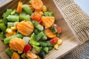 Les légumes surgelés: bons ou pas?