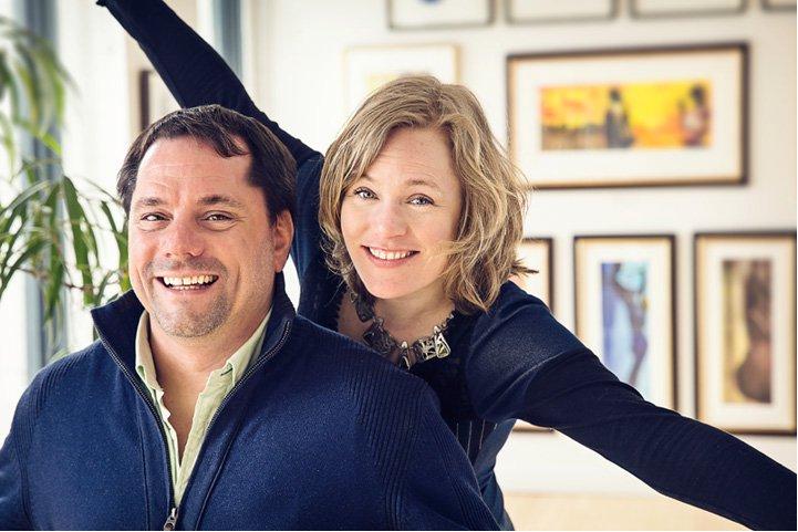 Gregoire et Cindy
