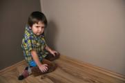 Mon fils de 18 mois me tape