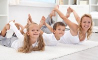 Bougez et solidifiez votre lien affectif avec votre enfant!