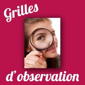 Grilles d 39 observation du comportement des enfants nanny - Grille d observation du comportement ...