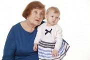 Grand-maman la défend !