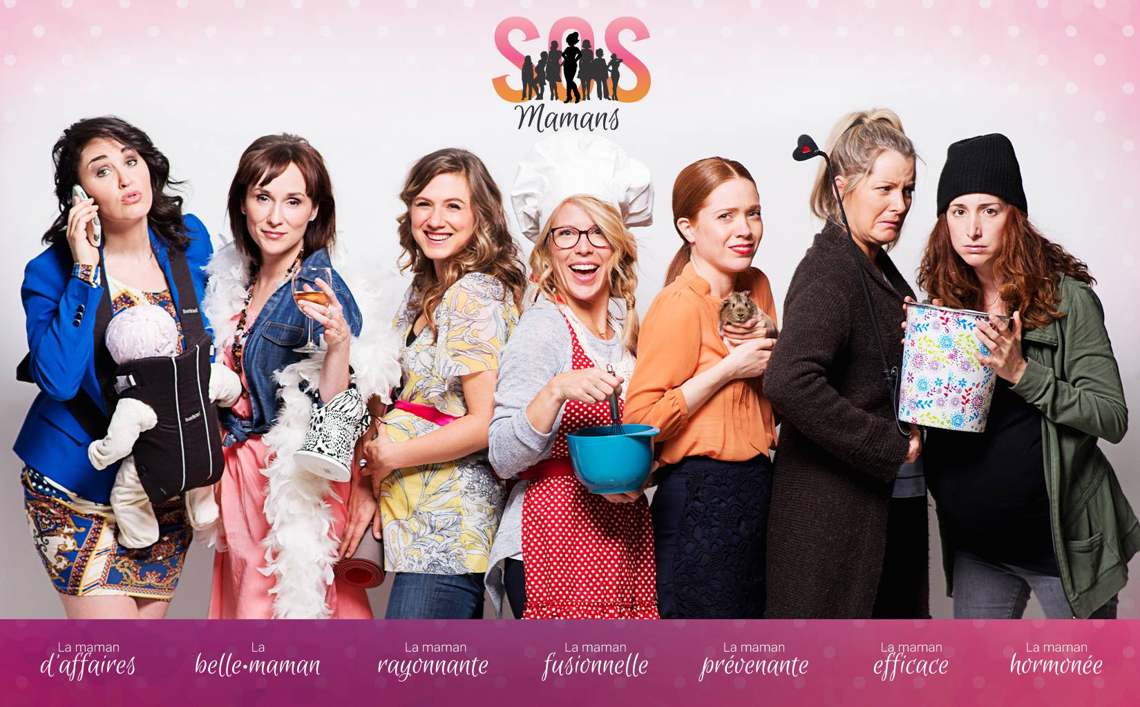 SOS Maman webserie