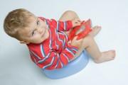 L'été: est-ce le bon temps pour entreprendre l'apprentissage à la propreté?