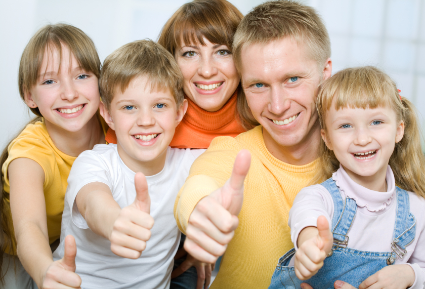 Recette pour enfants heureux