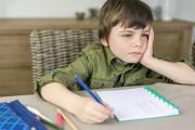 Des enfants malades de leurs notes