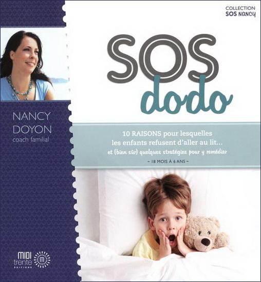 Livre SOS Dodo, Nancy Doyon