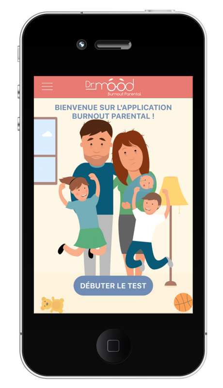 Application burnout parental