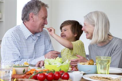 Grands-parents envahissants