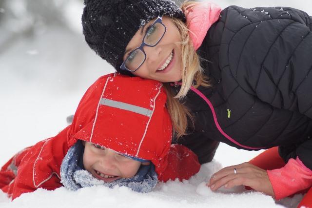 Activités hivernales à faire en famille