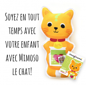 Mimoso le chat