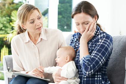 L'anxiété postnatale: quand bonheur rime avec peur