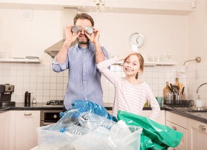 Utiliser du matériel recyclé pour bricoler