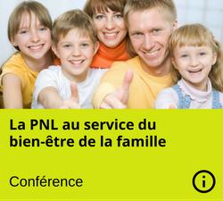 Conference - PNL et famille - Stephane Masson - Nanny secours