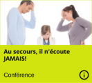 Conference - SOS discipline - Nanny secours