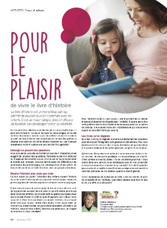 Estelle genereux - Magazine Moi Parent