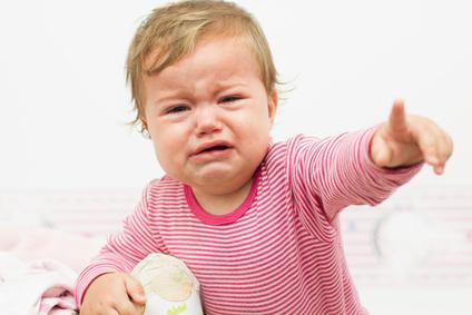 Décoder les pleurs de bébé - Nanny secours