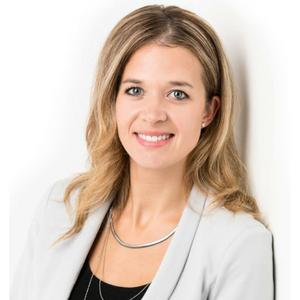 Vicky Melaven, éducatrice spécialisée