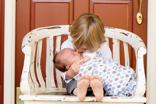 Devenir un grand frère ou une grande soeur
