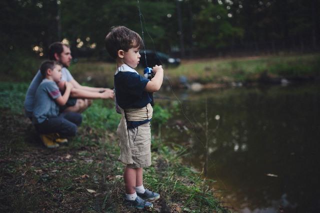 Activités père-enfants