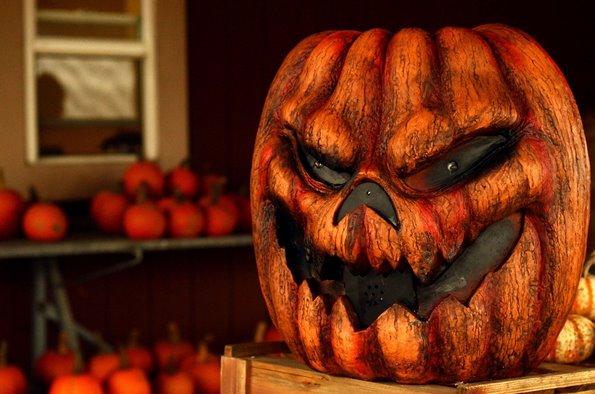 Gestion des peurs à l'Halloween