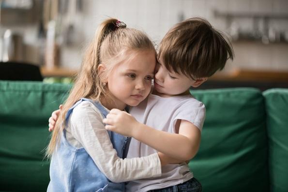 Comment apprendre l'empathie aux enfants?