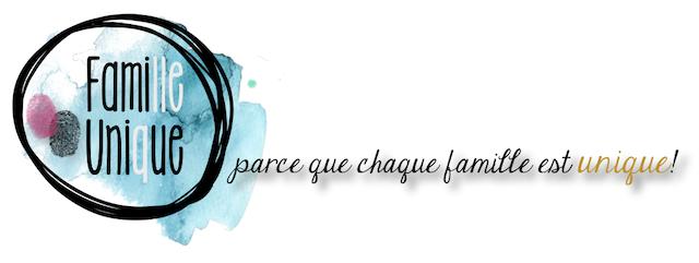 Famille Unique - Anabel Lévesque