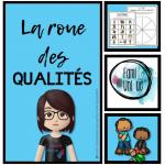 La roue des qualités - Famille Unique