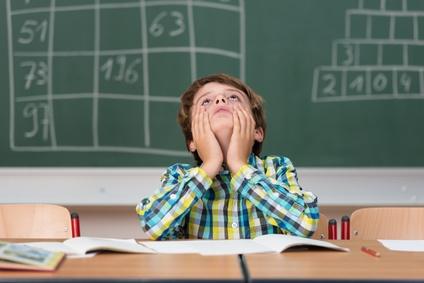 Démotivation scolaire de l'automne - Nanny secours