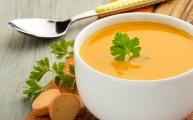 Potage réconfort aux légumes masqués