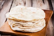 Tortillas aux baies rouges
