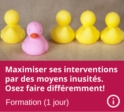 Formation - Osez intervenir differemment - Approches coaching - Manon Gauthier - Nanny secours