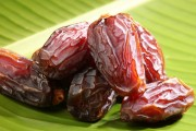 Barres moelleuses dattes et cacao