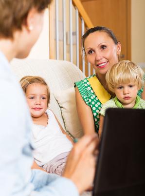Coaching familial à domicile
