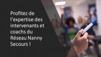 formations nanny secours
