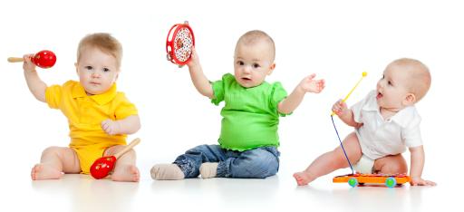 Atelier de signes pour bébés