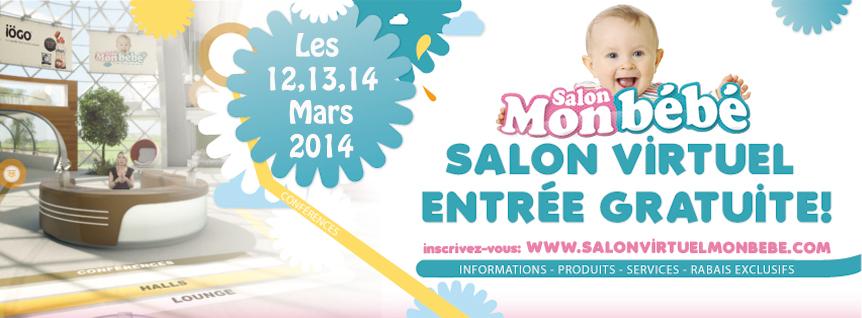 Salon virtuel mon bébé – 2014